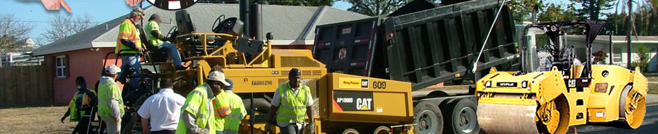 Commercial Asphalt Construction, Residential Highway (DOT) Asphalt Construction, Parking Lot Asphalt Construction, Municipal Asphalt Construction, Night Work Asphalt Construction